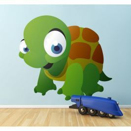 Sticker enfant tortue