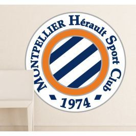 Sticker logo Montpellier rugby