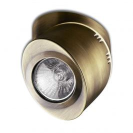 Évaluation du produit Spot Elipse de forme ovale brun antique Lighting