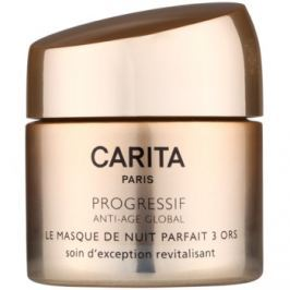 Carita Progressif Anti-Age Global masque de nuit revitalisant visage  50 ml
